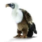 anima peluche vautour 34 cm 3413