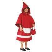 bandicoot c1 costume petit chaperon rouge 4 6 ans