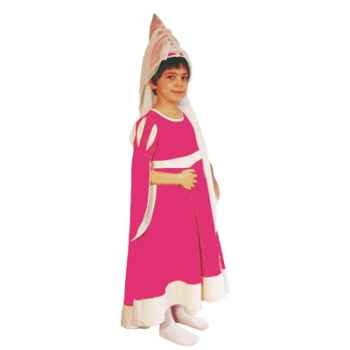 Bandicoot-C4- Costume la princesse moyenâgeuse 4/6 ans