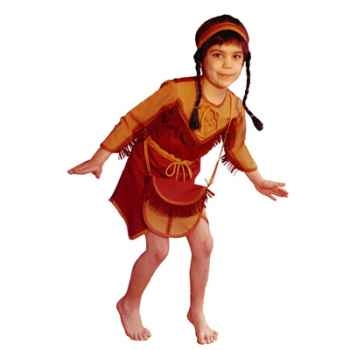 Bandicoot-C6-Costume l'indienne 4/6 ans