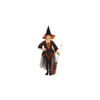Bandicoot-C16-Costume de sorciere 4/6 ans