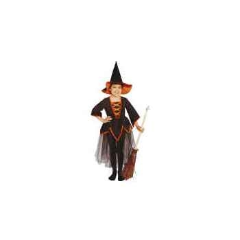 Bandicoot-C16-Costume de sorcière 6/8 ans