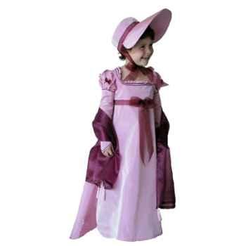 Bandicoot-C23-Costume Josephine 6/8 ans