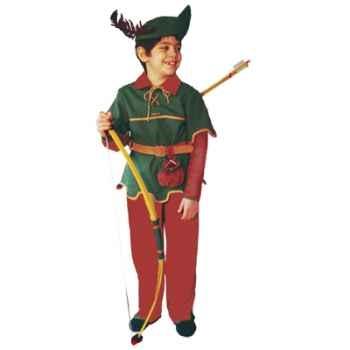 Bandicoot-C3-Costume Robin des bois 4/6 ans