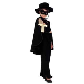 Bandicoot-C5-Costume le cavalier masqué 4/6 ans