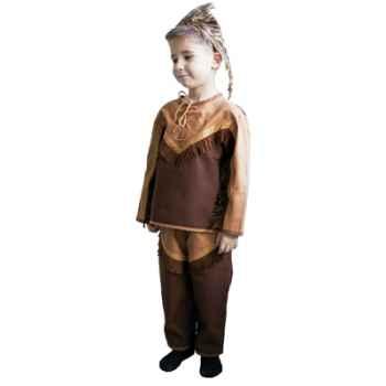 Bandicoot-C17-Costume indien 6/8 ans
