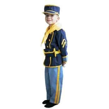 Bandicoot-C19-Costume yankee 6/8 ans