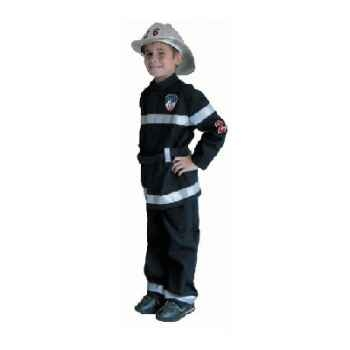 Bandicoot-C24-Costume pompier 4/6 ans