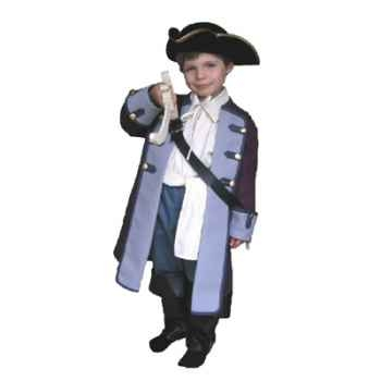Bandicoot-C28-Costume le capitaine pirate 4/6 ans