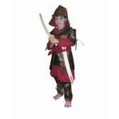 bandicoot c33 costume du samourai 6 8 ans
