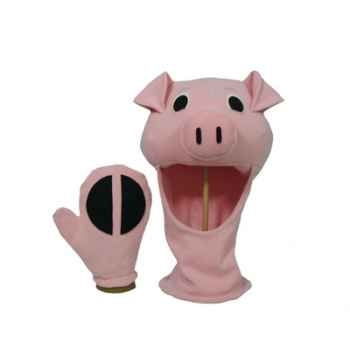 Bandicoot-S12-Masque de cochon