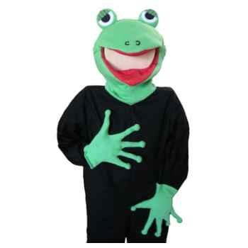 Bandicoot-S12-Masque de grenouille
