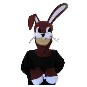 Bandicoot-S12-Masque de lapin