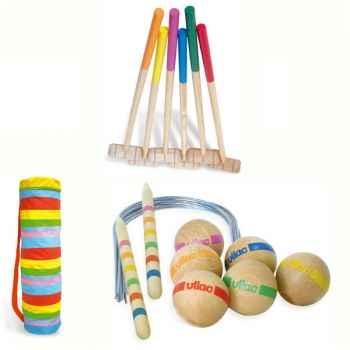 Jeu Croquet sac golf - Vilac 4093