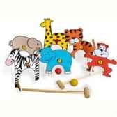 jeu croquet animaux de la jungle vilac 4069