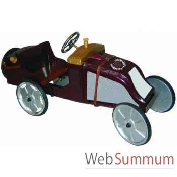 Voiture à pédales Renault en métal 1906AK Collector
