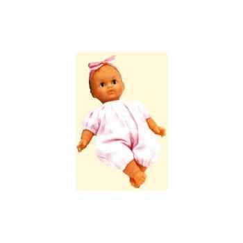 Bébé Léo 25 cm-\'A la crêche\'-corps souple-622565