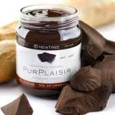 newtree lot de 6 pots chocolat a tartiner pur plaisir pot de 250 g 341057