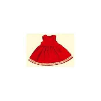 Robe \'Pigale\' pour poupée Marie-Françoise 40 cm - 504082