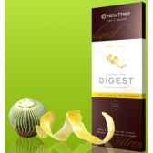 newtree chocolat noir digest citron tablette 80g 340142