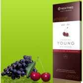 newtree chocolat noir young cerise tablette 80g 341033