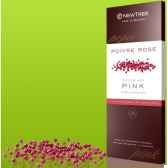 newtree chocolat noir pink poivre rose tablette 80g 341729