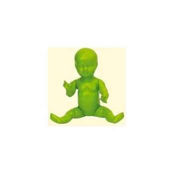 Tirelire bébé Petit Collin - 25 cm - Vert - 800252