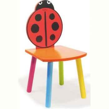 Chaise Lady Bug - la coccinelle - 8803