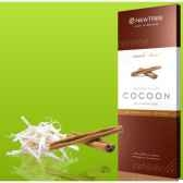 newtree chocolat lait cocoon cannelle tablette 80g 341026