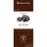 newtree chocolat alpha noir 73 tablette 80g 341842