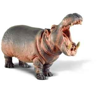 schleich-14132-Figurine Hippopotame mâle