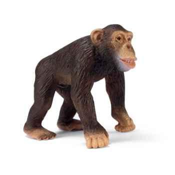 schleich-14189-Figurine Chimpanzé mâle