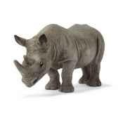 schleich 14193 figurine rhinoceros noir