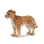 schleich 14327 figurine bebe guepard