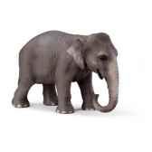schleich 14344 figurine elephant de inde femelle