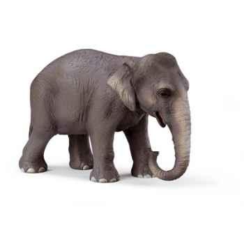 schleich-14344-Figurine Eléphant de l'Inde femelle