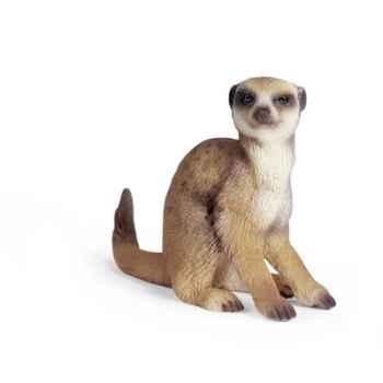 schleich-14362-Figurine Suricate assis