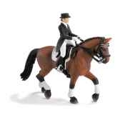 schleich 40187 set equitation dressage
