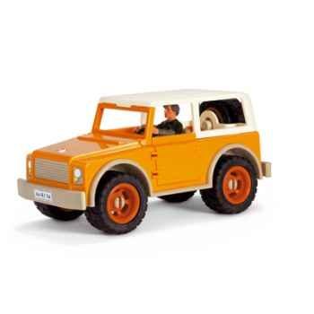 schleich-42025-Véhicule tout-terrain avec conducteur