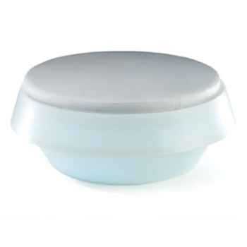 Lit Gio Blanc Slide - SD BED050