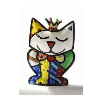 Mini figurine chat princesse Britto Romero -331390