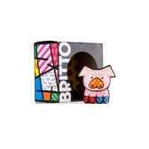mini figurine cochon perale britto romero 331386