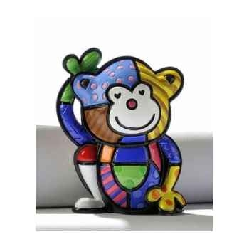 Mini figurine singe cheeky Britto Romero -331384