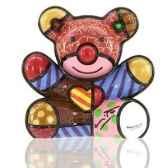 mini figurine ours coeur love bear britto romero 331389
