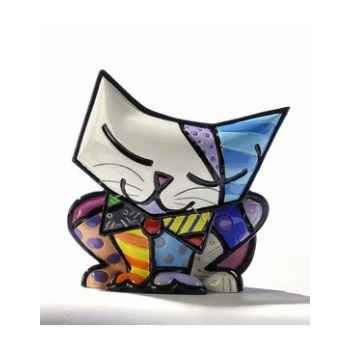 Mini figurine chat sugar Britto Romero -331392