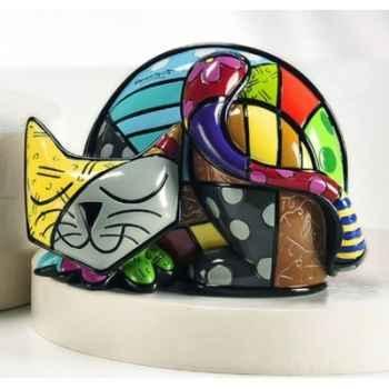 Figurine chat tim édition limitée Britto Romero -339023