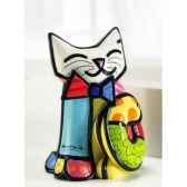 figurine chat fun cat edition limitee britto romero 339022