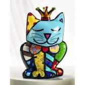 figurine chat royalty edition limitee britto romero 339026
