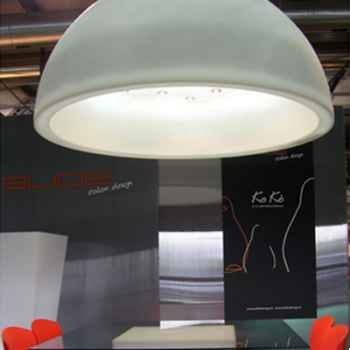 Luminaire suspension Cupole grand modèle Slide - SD MOS200
