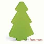 lampe design lightree petit modele vert slide sd trf100